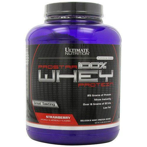 Pro star whey Isolado - ultimate nutrition (2390g)