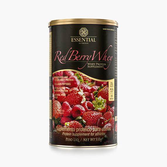 Red berry whey 510g | 15 doses