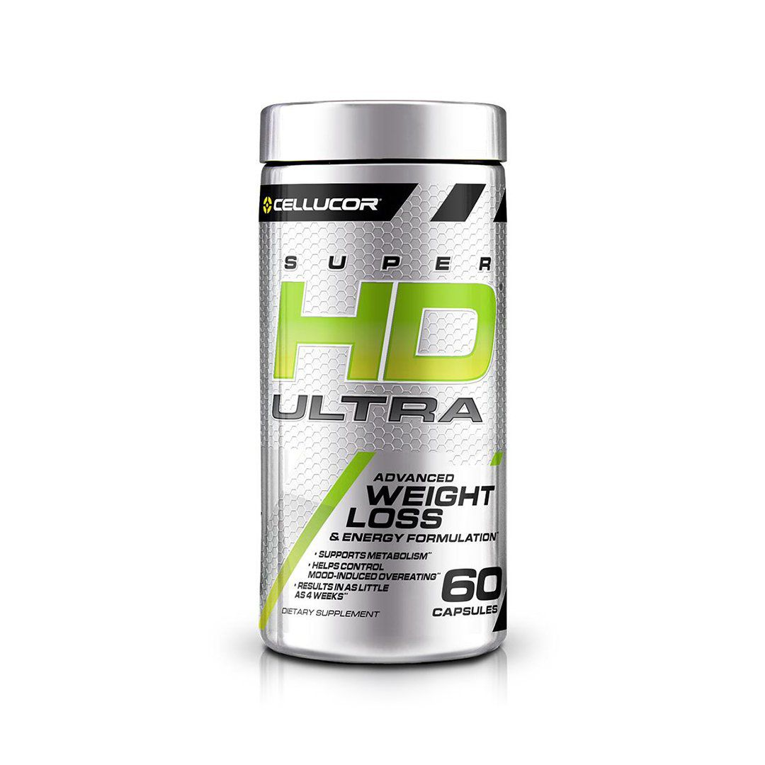 Super HD  Ultra Weight Loss 60 Caps - Cellucor