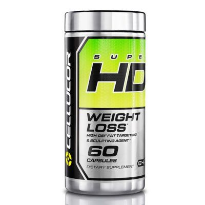 Super HD Weight Loss 60 Caps - Cellucor