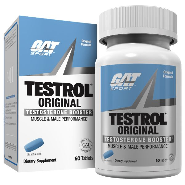 Testrol Original 60 Caps - Gat
