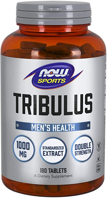 Tribulus 1000 mg, Double Strength, Men's Health, 180 Tablets
