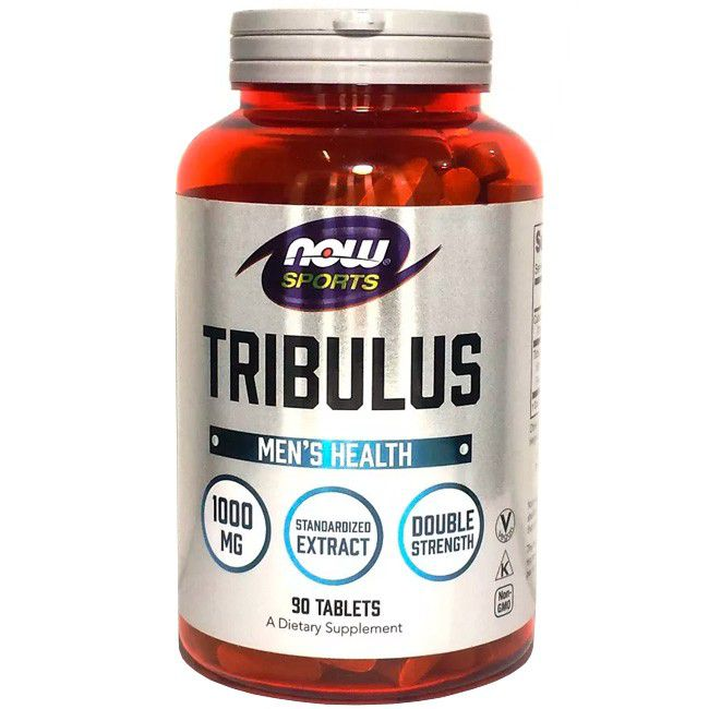 Tribulus Men's Health 1000mg (90tabs) - Now Foods
