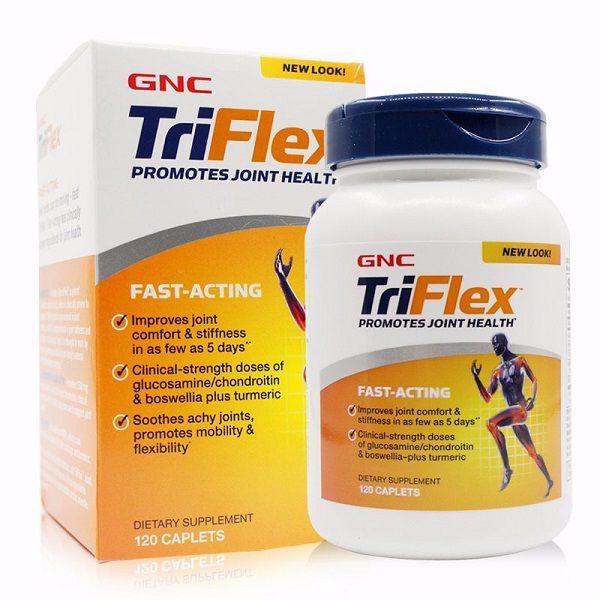 Triflex Fast-Acting 120 Caps - Gnc
