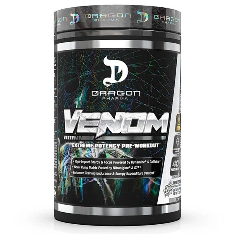Venom extreme potency 40 doses -Dragon pharma