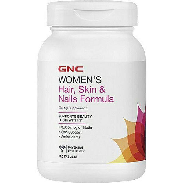 Women's Hair, Skin & Nails Formula - GNC