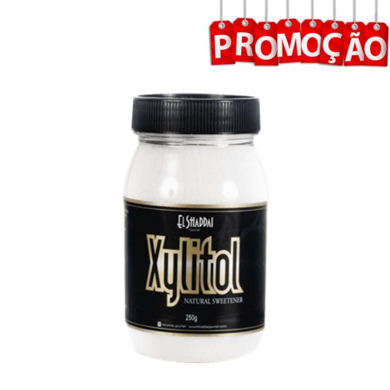Xylitol Adoçante 250g - El Shaddai
