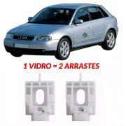 2 Arraste Da Máquina Do Vidro Elétrico Audi A3 4 Portas