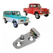 Batente Da Porta Ford Rural Willys F75 Pick Up F-75