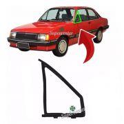Borracha Do Quebra Vento Chevette Chevy Marajó 1983 Até 1985