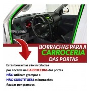 Borracha Porta Carroceria Toyota Hilux Pick Up Sw4 2005 A 16