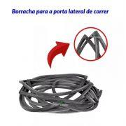 Borracha Porta Lateral De Correr Kombi Carat 1997 Até 2013
