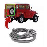 Borracha Porta Mala Traseira Toyota Bandeirante 1962 A 1984