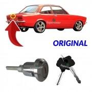 Cilindro Porta Mala Chave Chevette 1973 A 1984 Cromado