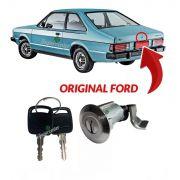 Cilindro Porta Mala Com Chave Ford Corcel 2 Del Rey