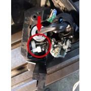 Engrenagem Do Retrovisor Retrátil Hyundai Tucson