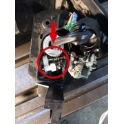 Engrenagem Retrovisor Retrátil Hyundai I30 Conserto Reparo
