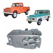 Fechadura Da Porta Ford Rural Willys Pick Up F75 F-75