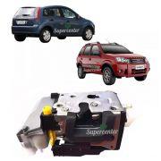 Fechadura Elétrica Porta Diant Ecosport Fiesta 2002 A 2014