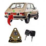 Fechadura Interna Do Porta Mala Com Chave Fiat 147