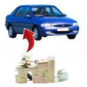 Fechadura Manual Porta Dianteira Escort Zetec 1997 Até 2002
