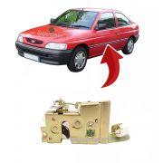 Fechadura Manual Porta Escort Europeu Logus 93 94 95 1996 2p
