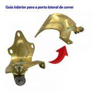 Guia Inferior Porta Meio Lateral Correr Hyundai H100 97 A 04