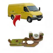 Guia Interna Central Porta Lateral Correr Sprinter 1997 A 11