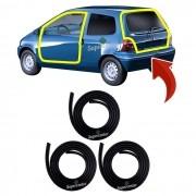 Kit Borracha Porta E Porta Mala Renault Twingo