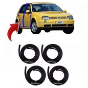 Kit Borracha Porta Golf 1999 A 2008 Bora 2000 A 2006