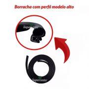 Kit Borracha Porta Parabrisa Canaleta Pestana Marajo 85 A 93