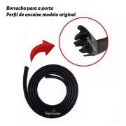 Kit Borracha Porta Uno Way Vivace 2010 2011 2012 13 14 2015