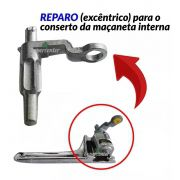 Kit Cabo Reparo Maçaneta Interna Porta Vectra Sedan Gt 05/11