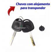 Kit Cilindro Ignição Chave Comutador Vectra 1997 A 2005