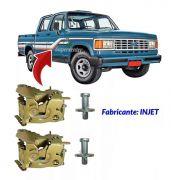 Kit Fechadura Batente Porta A20 C20 D20 A40 C40 D40 Bonanza