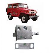 Kit Fechadura Batente Porta Toyota Bandeirante 1958 A 1984