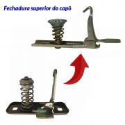 Kit Fechadura Inferior Superior Capô Mb Sprinter 1997 A 2011