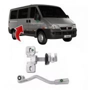 Kit Guia Central Superior Porta Correr Ducato Jumper Boxer