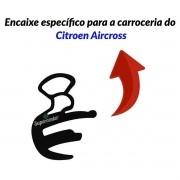 Kit Jogo Borracha Porta Citroen Aircross 4 Portas