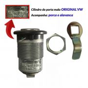 Kit Maçaneta Cilindro Porta Mala Ignição Gol Voyage G1 80/86