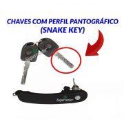 Kit Maçaneta Ext Porta Chave Calço Gol Parati G3 G4 4portas