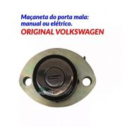 Kit Maçaneta Inox Cilindro Ignição Porta Mala Santana 92/97