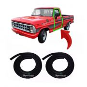 Kit Par Borracha Porta Ford F100 F1000 F4000 F7000 1972 A 92