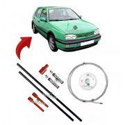 Kit Reparo Conserto Máquina Vidro Dianteira Golf 95 96 97 98