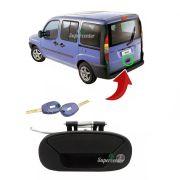 Maçaneta Externa Porta Traseira Levadiça Chave Fiat Doblo