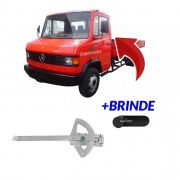 Máquina Manual Manivela Vidro Caminhão Benz 709 710 909 912