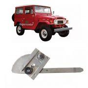 Máquina Vidro Manual Porta Toyota Bandeirante 1958 Até 1981
