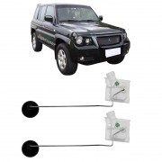 Par 2 Sensor Nível Boia Combustivel Pajero Tr4 Flex 2007 A 2010