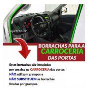 Par Borracha Carroceria Porta Toyota Hilux 2005 A 2014