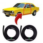 Par Borracha Porta Chevette Sedan Hatch Marajó 1973 À 1982